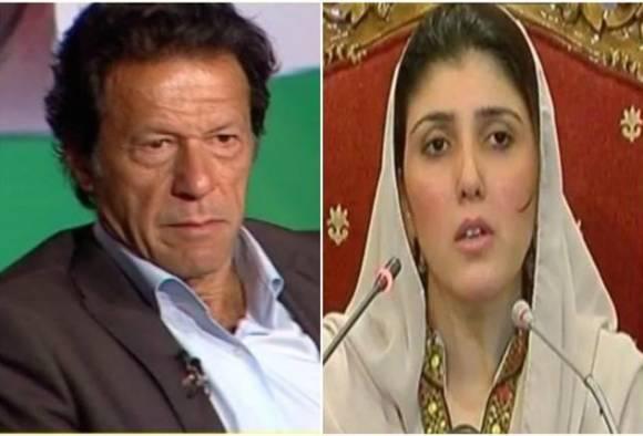 AyeshaGulalai Imran khan Scandal