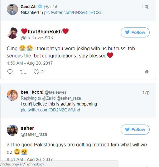 Shocking Response Of Zaid Ali Fans