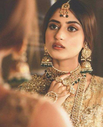 Sajal Ali recent photo shoot