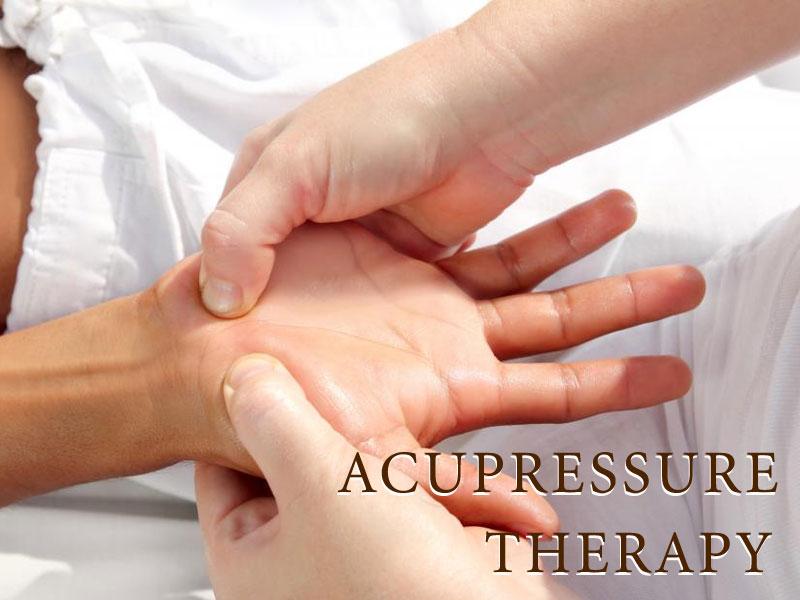 acupressure method