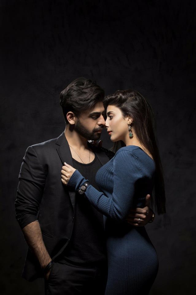 Fanhan Urwa romantic shoot