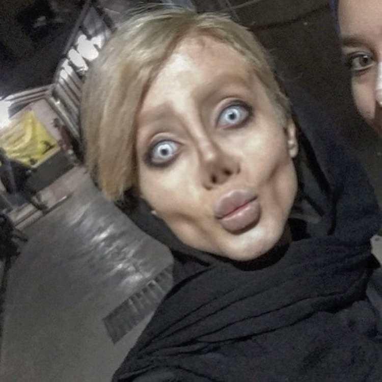Angelina Obsessed