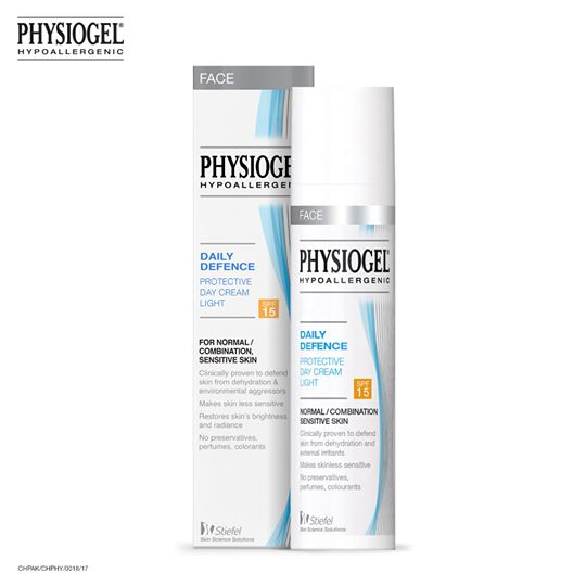 physiogel skin defense range