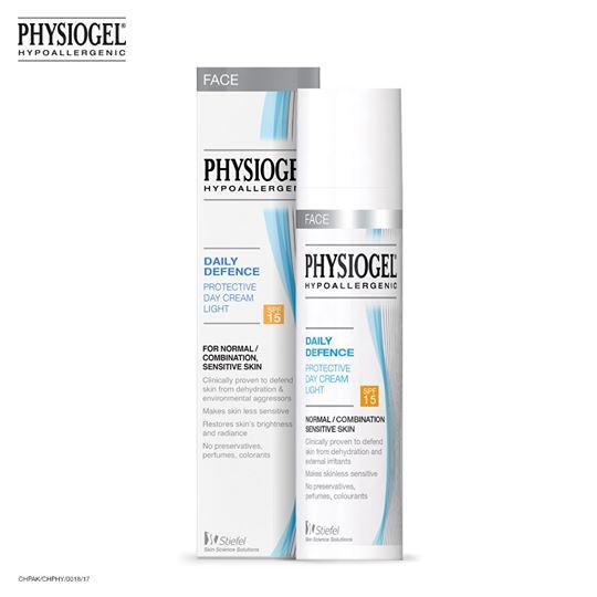 physiogel skin defense range