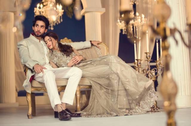 Sajal Ali and Billal Abbas Together.
