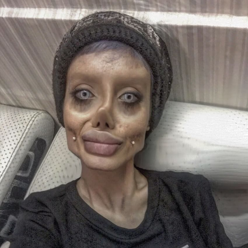 Angeline zombie