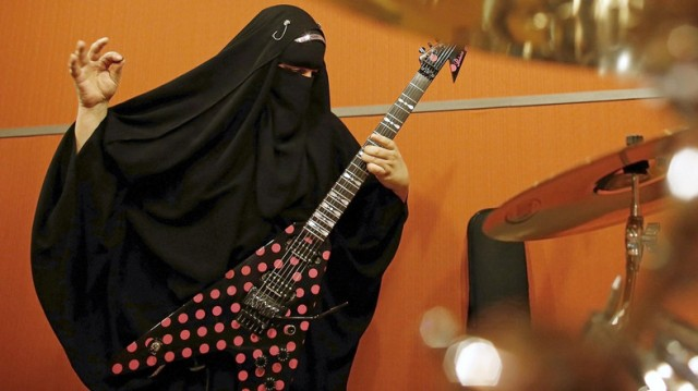 women empowerment need to be introduced in Saudi