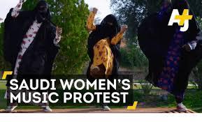 women campaign against guardianship