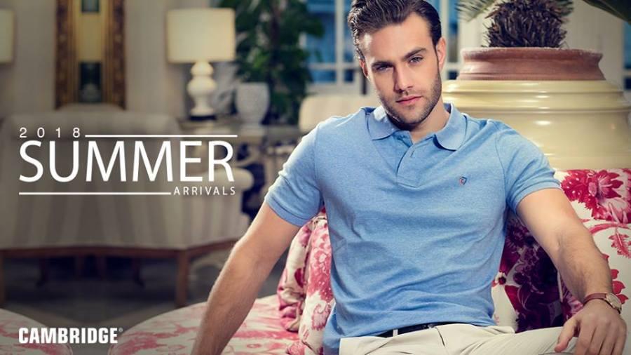sale on latest Cambridge men collection