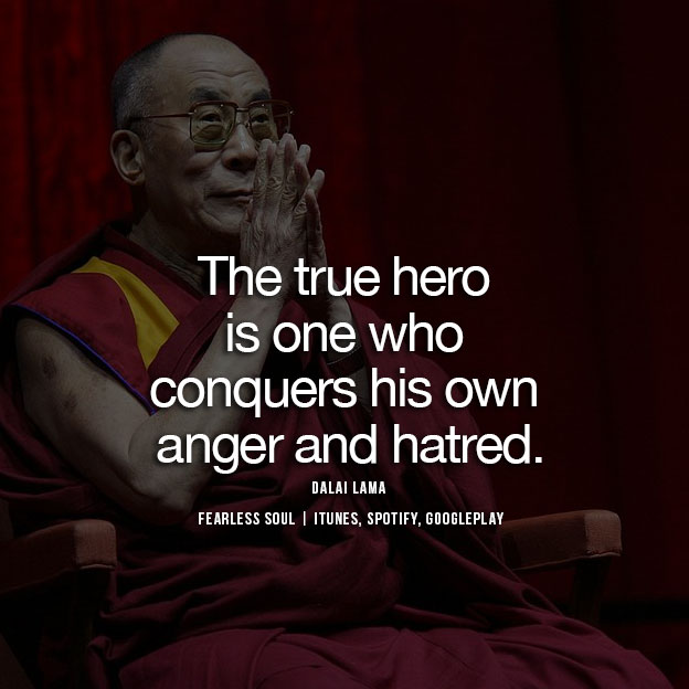 The most motivational person on earth, Dalai lama quotes
