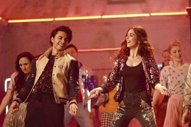 Ali zafarmaya dance