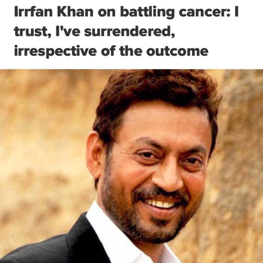 irfan khan cancer