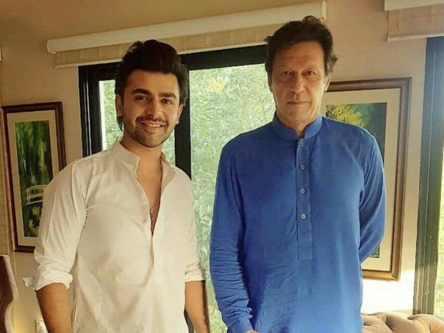 farhan saeed with imran